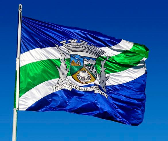 Bandeira do Município de Rio das Ostras