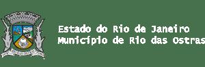 Logo da Prefeitura de Rio das Ostras