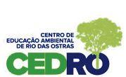 Logo do CEDRO - Centro de Educação Ambiental de Rio das Ostras