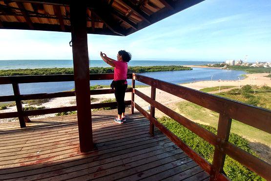 Foto da Lagoa de Iriry
