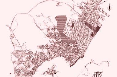 Mapa de Ruas de Rio das Ostras