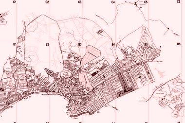 Mapa dos Próprios Municipais