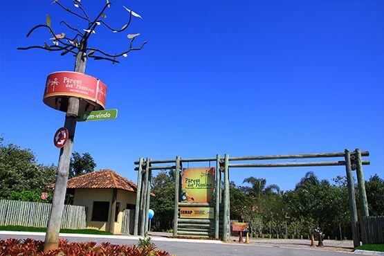 Foto do Parque dos Pássaros