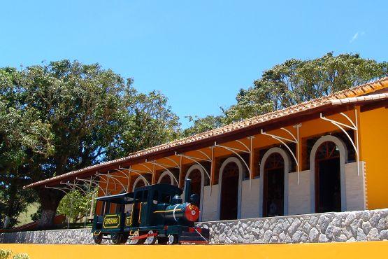Foto da Praça do Trem