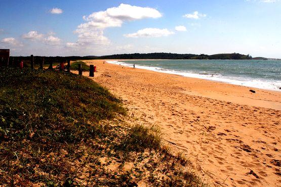 Foto da Praia da Enseada das Gaivotas