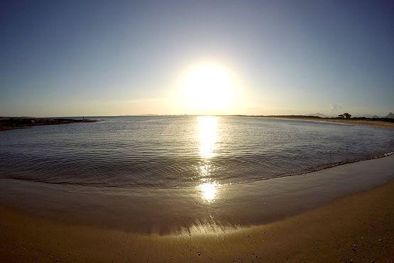 Foto da Praia de Itapebussus