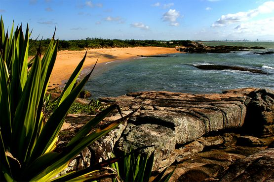 Foto da Praia de Mar do Norte