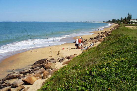 Foto da Praia do Abricó