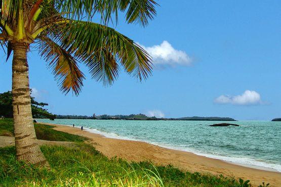 Foto da Praia do Bosque