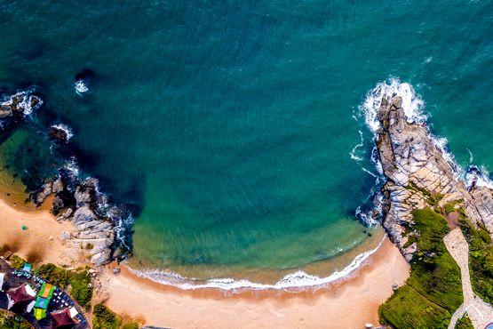 Foto da Praia do Remanso