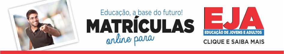 Matrículas Online EJA (FIXO)