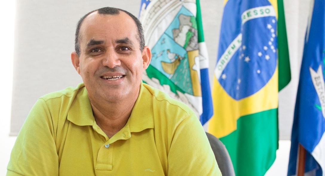 Foto do prefeito MARCELINO CARLOS DIAS BORBA