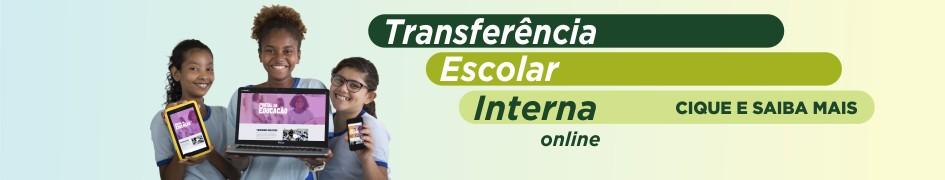 Transferência Escolar Interna