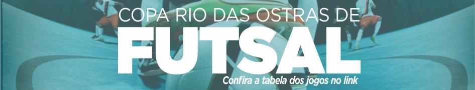 Copa Rio das Ostras de Futsal