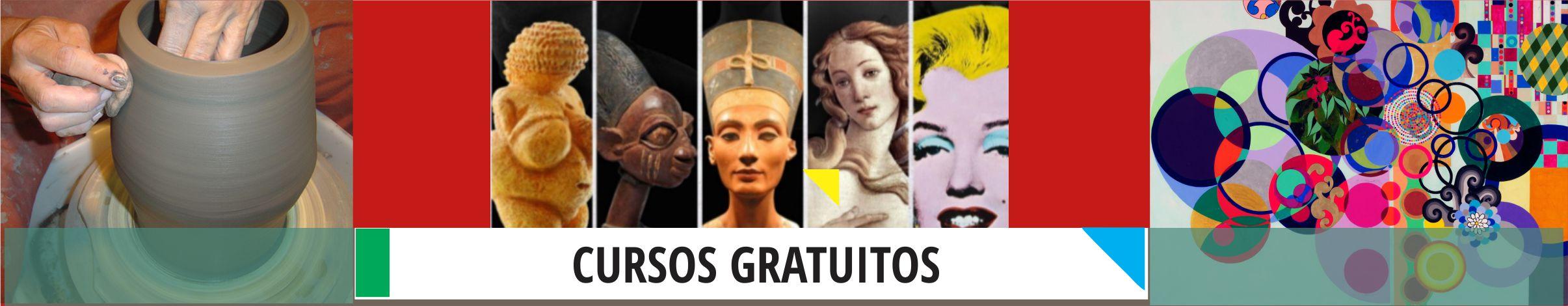 Cursos Gratuitos - Fundição de Artes e Ofícios