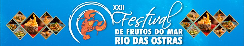 XXII Festival de Frutos do Mar