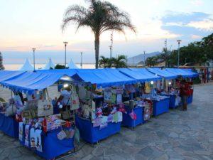 Feira de Artesanato e Gastronomia movimenta economia da cidade Foto: Gabriel Sales