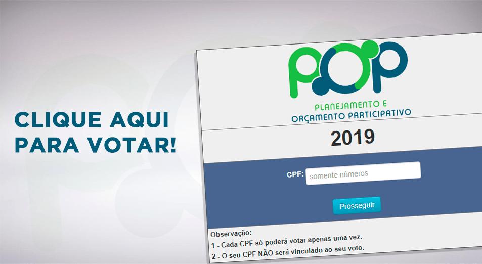 Votação POP Online