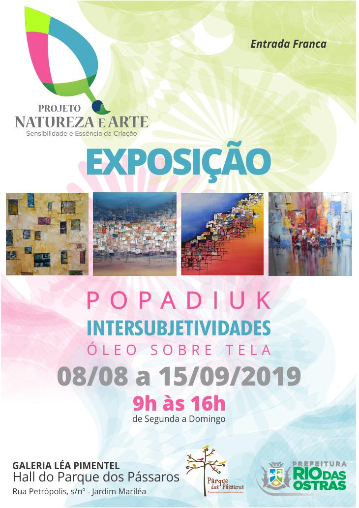 Projeto Natureza e Arte - Popadiuk