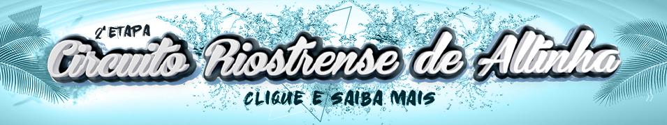 Circuito Riostrense de Altinha (REMOVER 08 DE SETEMBRO)