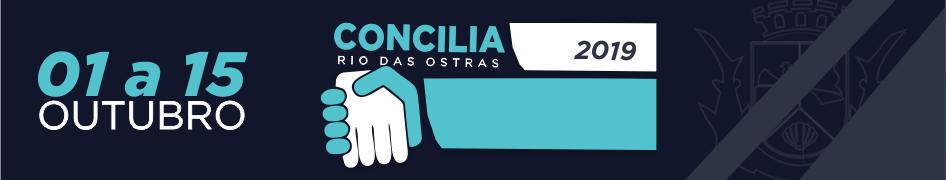 Concilia 2019 - Remover dia 16/08