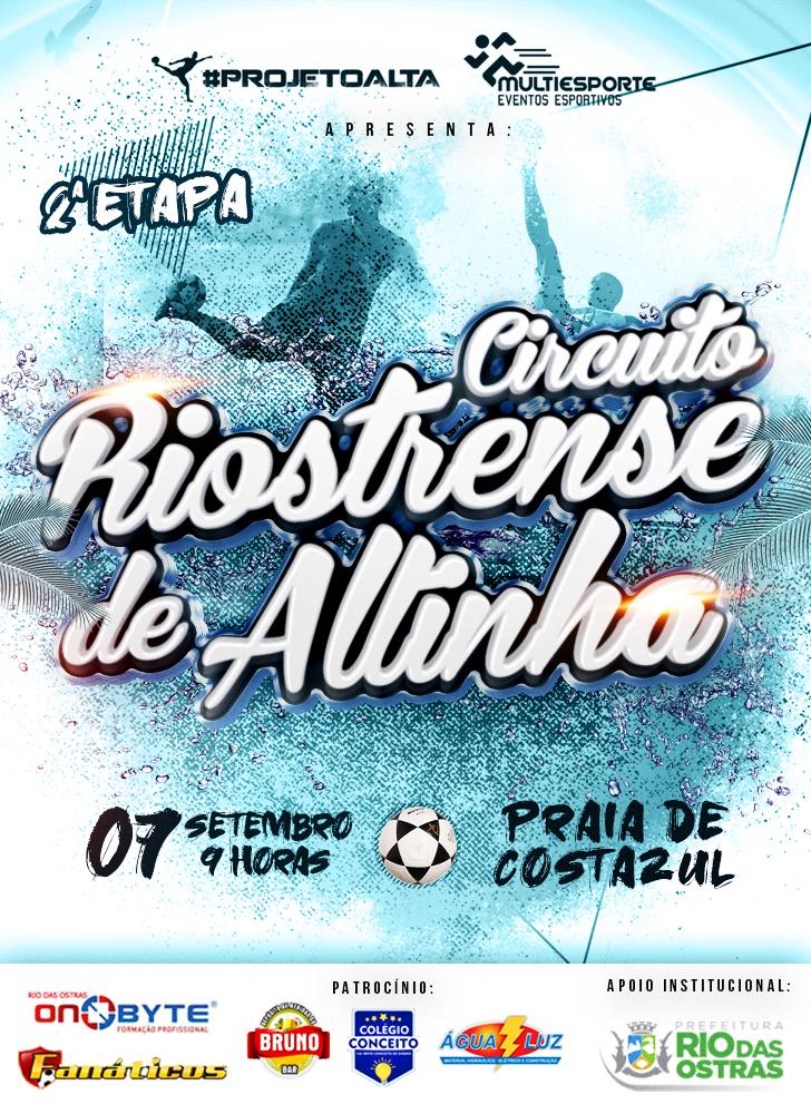 Circuito Riostrense de Altinha